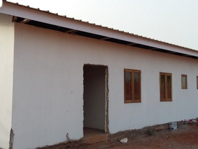 10th December 2015 Kumawu Hospital Staff Housing