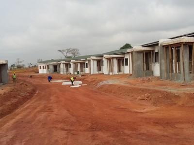 18th January 2016 Kumawu Hospital Residential Buildings