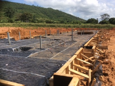 11th November 2014 Maternity Ward Foundations