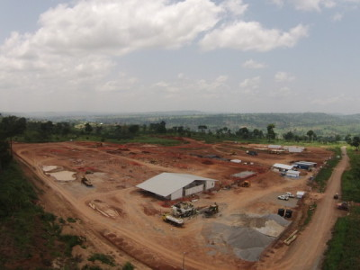 30th April 2015 Kumawu District Hospital Site