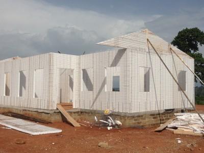 5th May 2015 Kumawu Hospital Staff Housing