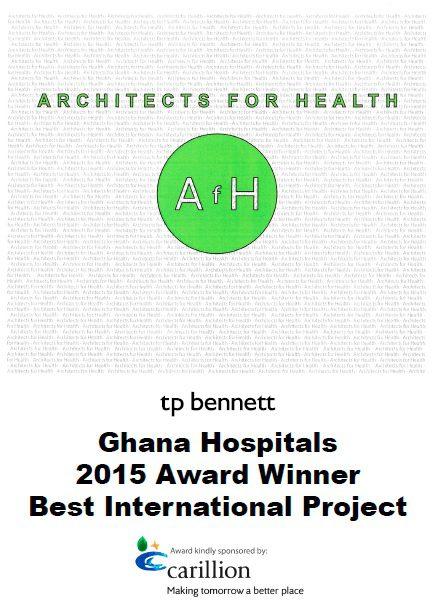 1532 Architects for Health - Award winner