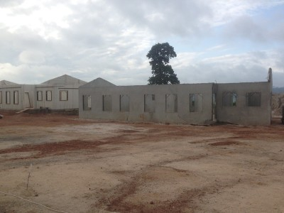 20th May 2015 Kumawu Staff Housing