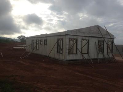 29th May 2015 Kumawu Staff Housing