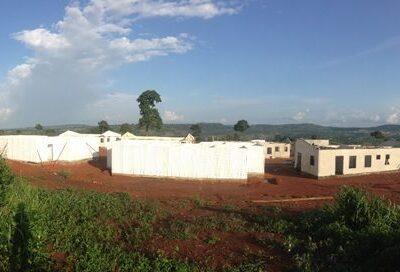 13th July 2015 Kumawu Hospital Staff Housing