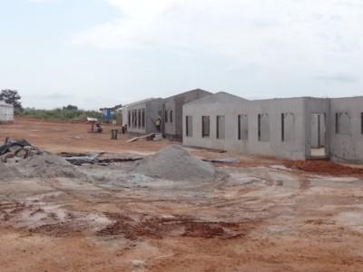 12th August 2015 Kumawu Hospital Staff Housing