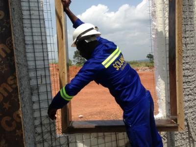 27th August 2015 Kumawu Hospital Staff Housing