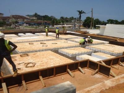 25th July 2015 Takoradi European Hospital Staff Housing