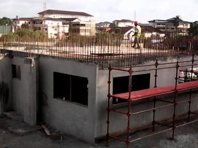 25th November 2015 Takoradi European Hospital Staff Housing