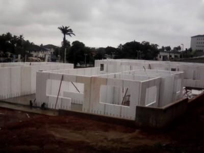 6th November 2015 Takoradi European Hospital Staff Housing