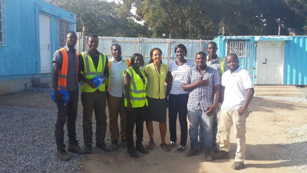 Takoradi First Aid Training - October 2015