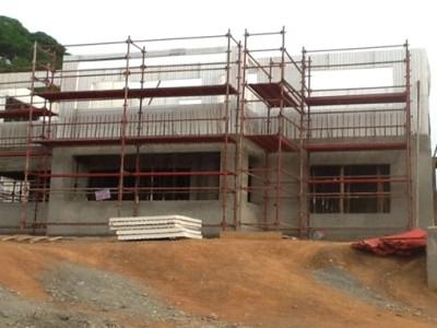 10th December 2015 Takoradi European Hospital Staff Housing