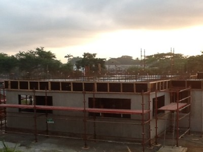 1st December 2015  Takoradi European Hospital Staff Housing