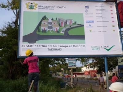 5th May 2015 Takoradi European Hospital Staff Housing