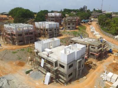 3rd March 2016 Takoradi European Hospital Staff Housing