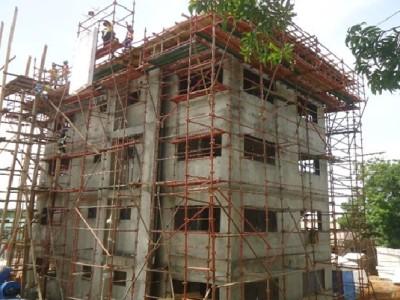 8th April 2016 Takoradi European Hospital Staff Housing