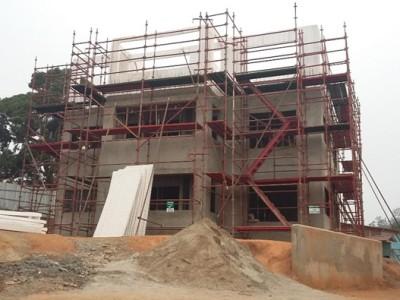 9th February 2016 Takoradi European Hospital Staff Housing