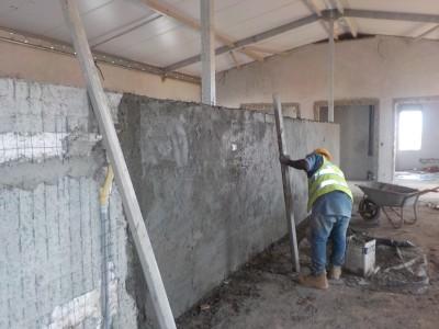 25th February 2016 Kumawu Hospital Internal Ward Building