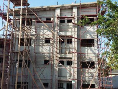 27th April 2016 Takoradi Housing