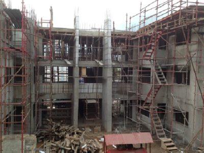 27th May 2016 Takoradi Housing