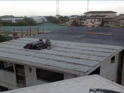24th June 2016 Takoradi Housing Roof