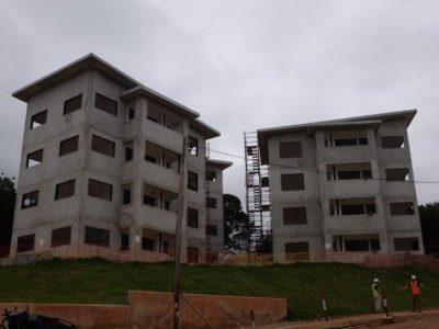 26th August 2016 Takoradi Housing