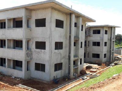 27th September 2016 Takoradi Housing