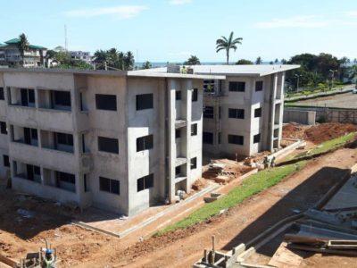 29th September 2016 Takoradi Housing