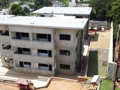 28th October 2016 Takoradi Housing