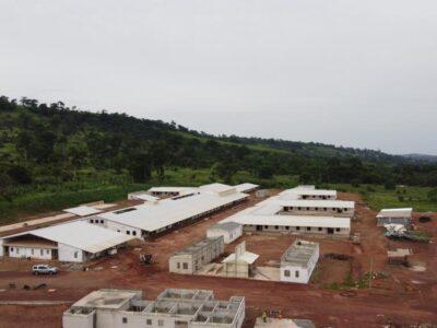 4th June 2020 - Kumawu Hospital Site