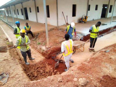 9th August 2020 - Kumawu Hospital