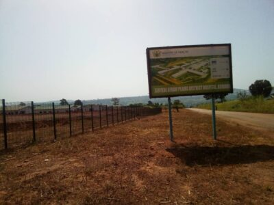 8th November 2020 - Kumawu Hospital