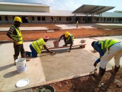 30th November 2020 - Kumawu Hospital
