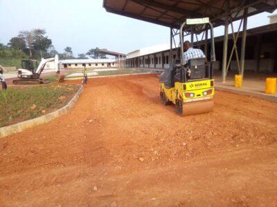 7th February 2021 - Kumawu Hospital