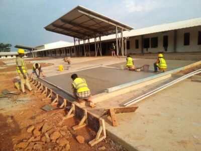 12th February 2021 - Kumawu Hospital